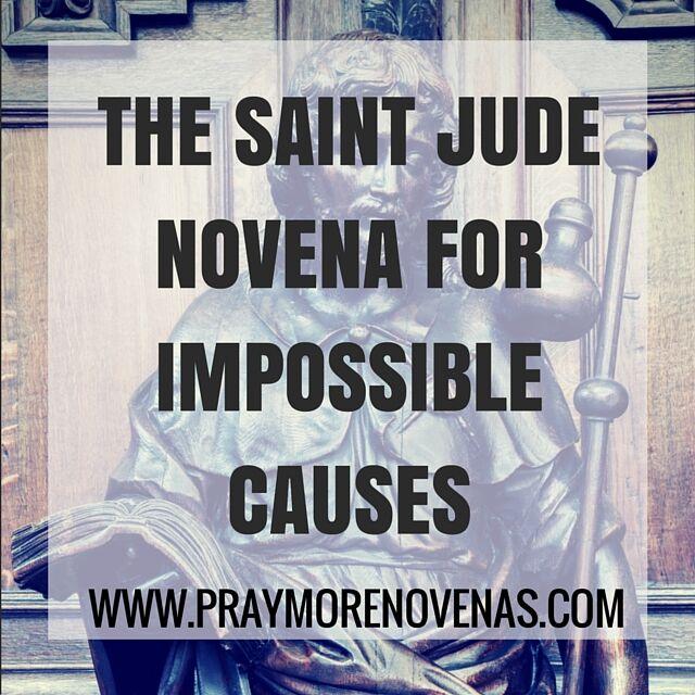 Photo credit: Pray More Novenas