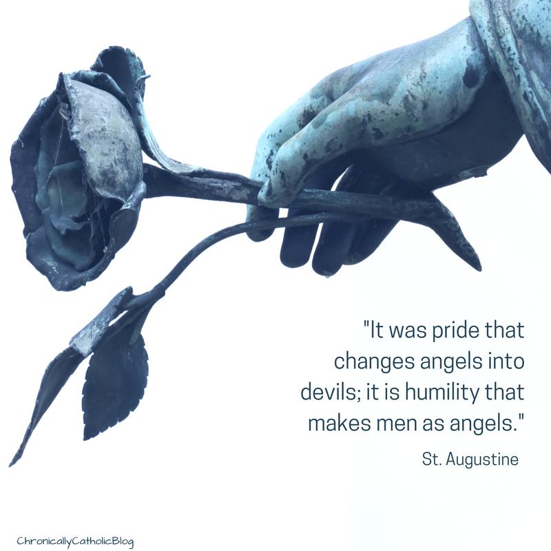 S. Augustine- pride