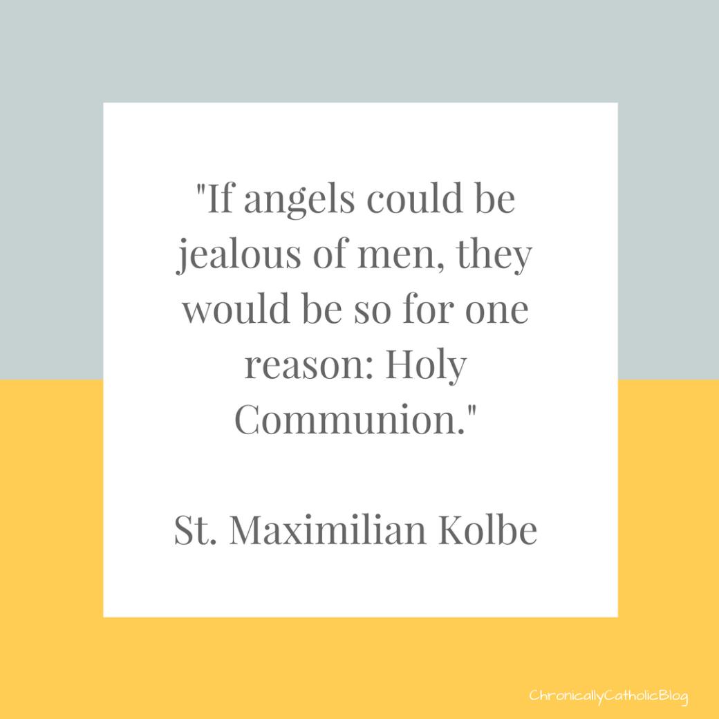 St. Maximilian Kolbe (1)